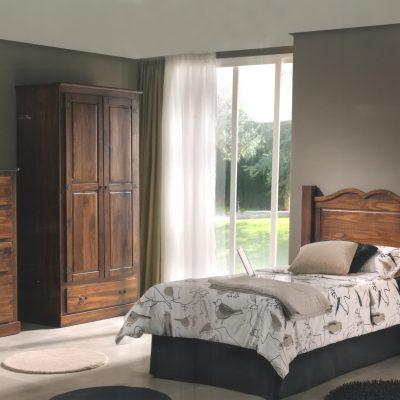 Dormitorio Rustico A