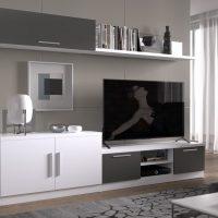 Salón moderno A