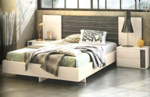 Dormitorio Moderno A