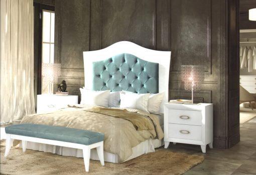 dormitorio rustico C