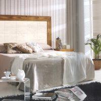 Dormitorio rústico C